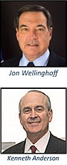 Jon Wellinghoff and Kenneth Anderson