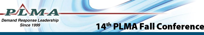 PLMA Fall Conference
